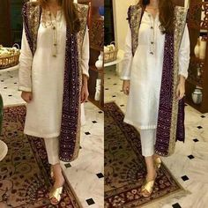 Beautiful outfits available on order. Can be stitch according to ur measurements. Color can be change. We deliver worldwide. Pakistani Outfits, Indian Outfits, Pakistani Clothing, Eastern Dresses, Desi Clothes, Indian Clothes, Kurta Designs Women, Choli Designs, Traditional Fashion