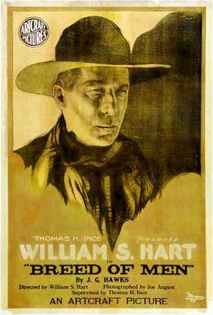 """""""Breed of Men"""" (1919) ~ Bizarre Los Angeles"""