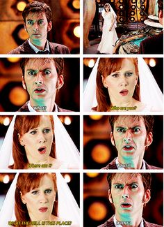 Donna and Ten GIFset