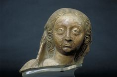 Cap de Verge (14e sègle, Musèu dels Augustins, Tolosa)
