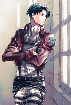 Image discovered by Floracorn. Find images and videos about anime, attack on titan and shingeki no kyojin on We Heart It - the app to get lost in what you love. Mikasa, Armin, Eren E Levi, Levi And Erwin, Attack On Titan Anime, Ereri, Levihan, Levi X Petra, Yaoi Hard