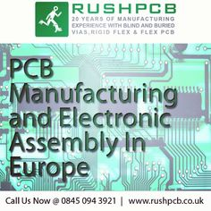 Something we loved from Instagram! #pcb #pabmanufacture  #pcbdesign #prototype and #pcbassembly #ledpcb #led #electricalengineering #electronic #engineering #hobbyist #startup #kickstarter #circuitboard #uk #london #electronics #tech  #technology #instatech #gadgets #device #engineer #robots  #flexpcb #rigidflex #raspberrypi #circuit #robots #arduino #bom  email us on: sales@rushpcb.co.uk  www.rushpcb.co.uk/  02037500201 by rushpcbuk Check us out http://bit.ly/1KyLetq