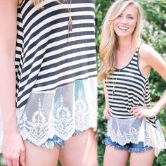 It's The Little Things [Top] | #lizardthicket #lizardthicketboutique #LTStyle #LTGirls