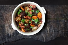 cook then eat: Boeuf Bourguignon