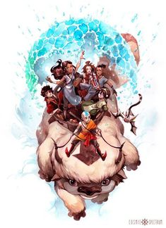 Make Avatar, Avatar Zuko, The Last Avatar, Team Avatar, The Last Airbender Anime, Avatar Airbender, Avatar Fan Art, Poster Prints, Art Prints