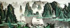 Znalezione obrazy dla zapytania chinese painting