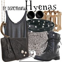 """""""Hyenas"""" by lalakay on Polyvore"""