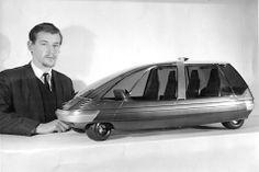 Triumph XL90 - 1967 - Eddie Pepall   http://www.zwischengas.com/de/blog/2014/01/06/Ein-Triumph-Automobil-das-mehr-als-fuenf-Jahre-der-Zukunft-voraus-war.html