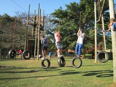 Low Ropes Course - Team Building, http://tvg.co.za/eduventures/venues/