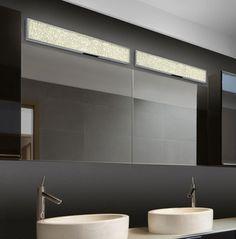 Sonneman Dazzle LED Bath Bar | 2Modern Furniture & Lighting