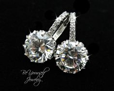 Hey, I found this really awesome Etsy listing at https://www.etsy.com/listing/163803261/bridal-earrings-aaa-cubic-zirconia