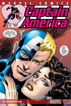Captain America Vol. 3 # 44 by Dan Jurgens & John Romita Sr. Captain America Comic Books, Marvel Captain America, Marvel Comic Books, Ride Captain Ride, Marvel News, Marvel 3, Comic Book Collection, Marvel Entertainment, Comic Book Covers