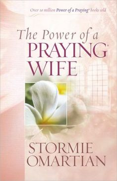 A must read by Stormie Omartian! This book forces wives you look at themselves first and learn how to pray for their husband no matter the circumstance. Love it!
