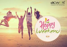 We are always ready for a perfect weekend. Web Application Development, Web Development Company, Software Development, Seo Digital Marketing, Social Media Marketing, Weekend Vibes, Happy Weekend, Seo Services, Mobile App