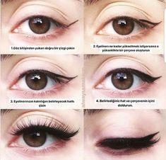 2020 Practical eye makeup tutorial for beginners , Basic Makeup, Simple Eye Makeup, Blue Eye Makeup, Smokey Eye Makeup, Eyeshadow Makeup, Eyeliner, Natural Eye Makeup Step By Step, Uk Makeup, Natural Makeup