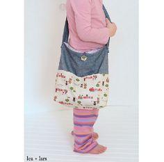 Diaper bag for dolly