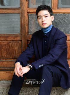 Handsome Korean Actors, Korean Drama, Movie Stars, Kdrama, Singer, Kpop, My Love, People, South Korea