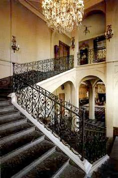 Iron Stair - Design From The Historical Record