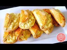 Potato Cutlets with Mushroom Filling (Zrazy) Recipe - Картофельные зразы с грибами - YouTube