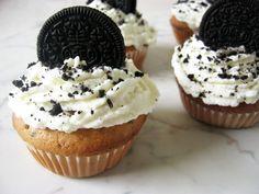 Ízek és élmények: Oreo cupcakes