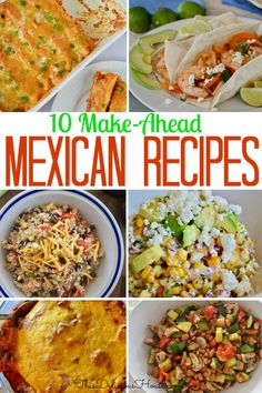 Have a great Cinco de Mayo with these delicious Taco Bar recipes and ideas! Host a fun Mexican Buffet with these recipes and ideas. Mexican Dinner Party, Mexican Buffet, Mexican Menu, Dinner Party Menu, Dinner Themes, Party Buffet, Mexican Dishes, Dinner Parties, Taco Bar Buffet