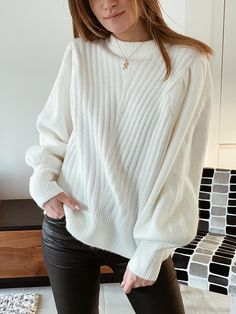 Mesdames femmes aran cable knit pull sweater chandail haut extensible taille uk