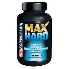 MAX Hard  - Ultimate Male Enhancement Formula