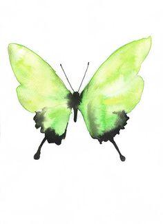 AQUARELLE   Cette figure représente une papillon . Elle à l'aire aisé, venteux, libre,désinvolte. J'aime dessiner avec l'aquarelle. Avec cette peinture on peut trouver pleines différentes nuances d'une même couleur, changer l'intensité, faire apparaître la transparence qui permet réaliser une travaille très profonde et sensible. Ainsi faire en sorte une jolie dégradation des couleurs ou au contraire  faire une progression.