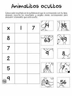 Go Math, Math For Kids, 4th Grade Math, Math Class, Math Games, Math Activities, Multiplication Strategies, Montessori Math, Kids Math Worksheets