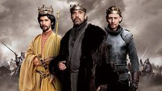 The Hollow Crown. BBC adaptations of Shakespeare's history plays Richard II, Henry IV parts 1 & 2, and Henry V. Stars Ben Whishaw, Jeremy Irons and Tom Hiddleston.