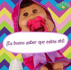 ¡Es bueno saber que estas ahí! #cabbagepatch #cabbagepatchkids #sketchers #muñeca #niñas #abrazo #palaciodehierro #liverpool #comercialmexicana #walmart #soriana #sears #chedraui #coppel #juguetron #HEB #newborn