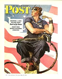 Rosie the Riveter--pages 221-5