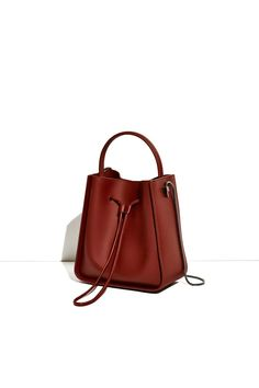 Soleil small bucket drawstring | 3.1 Phillip Lim Official Store