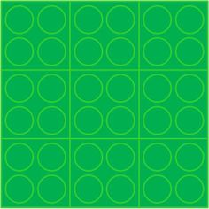 circle grid spaced out Grid Layouts