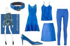 Shop Pantone's Top 10 Colors for Fall - Cobalt - Elle