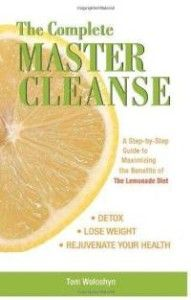 The Master Cleanse is a Juice Fast. It's a liquid diet that provides a healthy amount of calories and nutrients specifically suited for weight loss and cleansing, all while resting the digestive system and allowing the body to heal naturally.