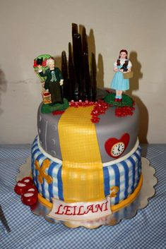 Leilani's Land of Oz | CatchMyParty.com