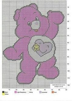 CARE BEAR - TAKE CARE BEAR by SORAM INFO SYSTEMS