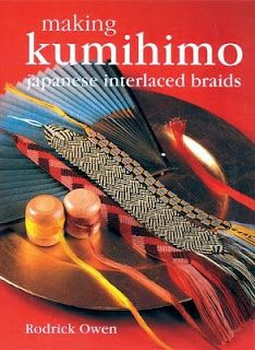 Kumihimo tutorial - Hmmm, going to have to try this.
