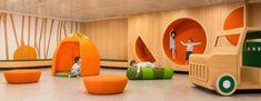 An Imaginative Kindergarten That Will Make Your Kids Love School - Design Milk