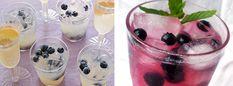 Non-alcoholic blueberry drinks wedding-ideas Blueberry Drinks, Blueberry Lemonade, Wedding Catering, Drinks Wedding, Party Drinks, Cocktails, Wedding Ideas, Honey Recipes, Baby Food Recipes