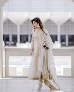 Image may contain: 1 person - Designer Dresses Couture Nikkah Dress, Shadi Dresses, Indian Gowns Dresses, Desi Wedding Dresses, Pakistani Formal Dresses, Pakistani Dress Design, Pakistani Fashion Party Wear, Pakistani Wedding Outfits, Indian Fashion