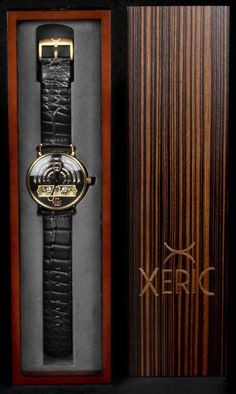 Xeric Halograph Black Gold Automatic Limited Edition