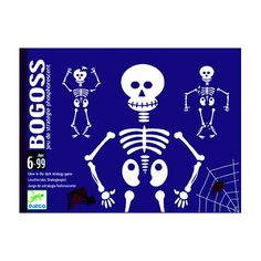 Buy our Bogoss Skeleton Card game by Djeco available now at Mulberry Bush. Suitable for children aged 6 - Order now with Free Delivery over What's Up Game, Toys For Boys, Kids Toys, Children Games, Mulberry Bush, Online Games For Kids, Strategy Games, Board Games, Toys