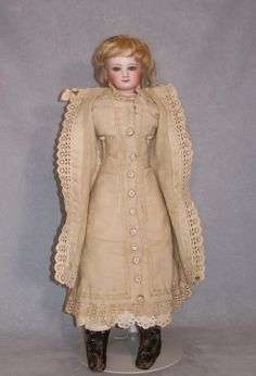 """17"""" Simonne French Fashion - All Antique from faraway on Ruby Lane"""