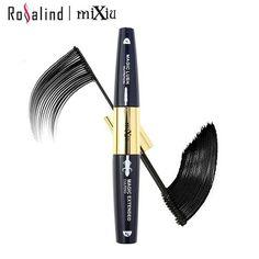 Eyes Makeup Black Mascara 2 Head in One Waterproof-makeupbyyo