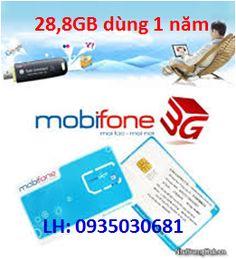 SIM 3G Mobifone 250k