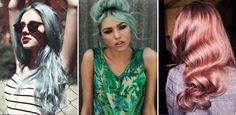 Trend colore capelli 2016: tutte le tinte più particolari