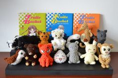 Fruits Basket Zodiac Animals | Mia's Atelier