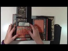 This is the Page Construction and Matting Video for the City Travels Mini Album. The Pre-View Video is: https://youtu.be/qVqQz7PKaas. There are kits and writ...